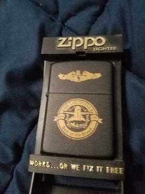 Zippo lighter SSN 724 USS LOUISVILLE for Sale in Bonsall, CA