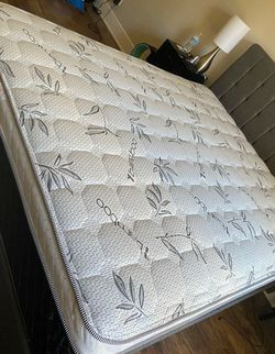 ‼️FREE DELIVERY💥 ‼️‼️🚚🚚 ✅✅ BRAND NEW PILLOW TOP MATTRESSES 💯COLCHONES NUEVOS PILLOW TOP 💯 TWIN $120 ❌ $160 With Box Spring💥 QUEEN MATTRESS for Sale in Anaheim,  CA