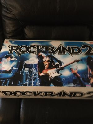 Rock Band 2 Special Edition (Nintendo Wii) for Sale in South El Monte, CA