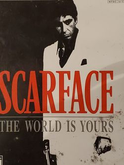 """Playstation 2 - SCARFACE """"The Legend Is Yours"""" for Sale in Tacoma,  WA"""