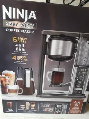 Ninja specialty coffee maker for Sale in Grayslake, IL