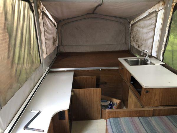 1991 starcraft pop up camper