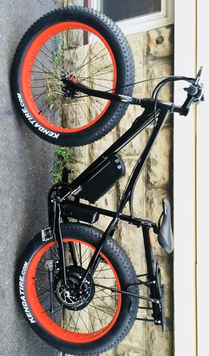 Electric Fat Bike for sale | Only 3 left at -70%