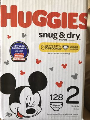 Huggies Diaper size 2 for Sale in San Jose, CA