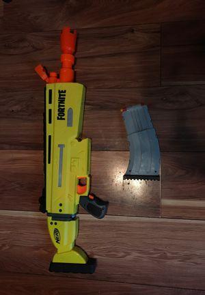Nerf fortnite gun for Sale in Tucson, AZ