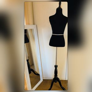 Beautiful black mannequin body torso for Sale in Marina, CA