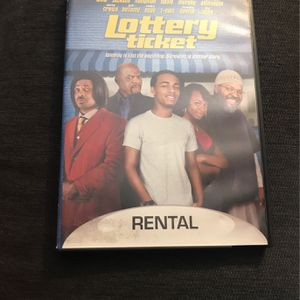 Lottery Ticket Dvd for Sale in Anaheim, CA