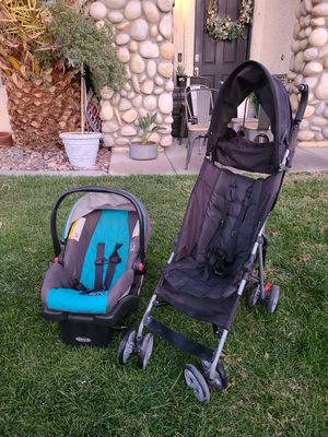 Stroller Carseat ! Serious buyer only !!! for Sale in Henderson, NV
