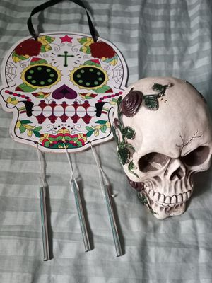 Day of the Dead Home Decoration for Sale in Santa Fe Springs, CA