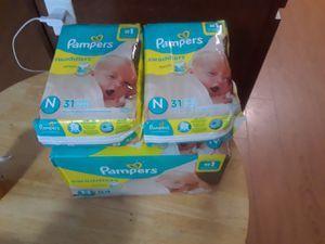 Newborn diapers for Sale in Boston, MA