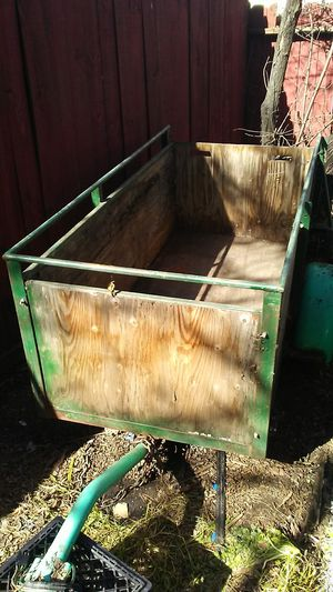 Utility trailer for Sale in Oakland, CA