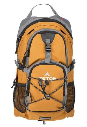 Hiking backpack W/ hydration bladder for Sale in Colton, CA