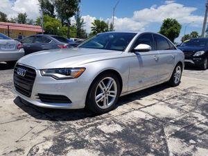 2012 Audi A6 for Sale in North Miami Beach, FL