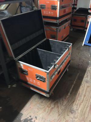 Video equipment container storage for Sale in Miami, FL