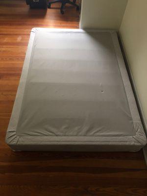 Box spring - full bed for Sale in Austin, TX