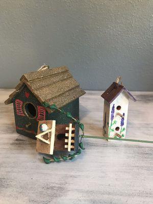 3 little wood houses for Sale in Longview, WA