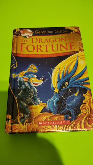 The Dragon of Fortune by Geronimo Stilton for Sale in McDonough, GA