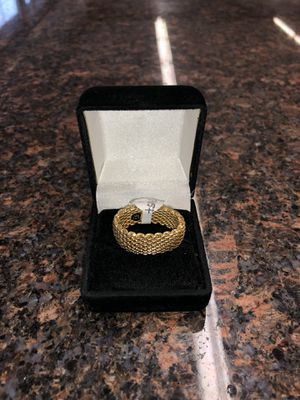 18k yg tiffany & co ring for Sale in Austin, TX