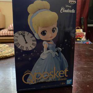 Disney's Cinderella - Cute Qposket Figurine for Sale in Springfield, VA