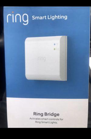 Ring Bridge Smart Lighting for Sale in Tacoma, WA