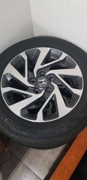 Rims and tires size 16 for Sale in Loganville, GA