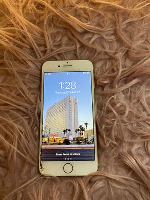 Unlocked Rose Gold iPhone 8 for Sale in Richardson, TX