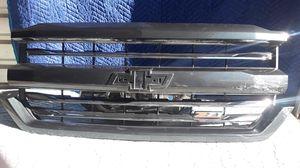 16-18 chevy Silverado 1500black z71 grill for Sale in Norcross, GA
