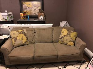Ashley Furniture couch and loveseat for Sale in Chicago, IL