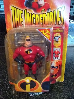 Disney the incredibles vintage for Sale in Baldwin Park, CA