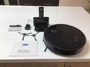 Coredy Robot Vacuum Cleaner, Fully Upgraded, Boundary Strip Supported, 360° Smart Sensor Protection, 1400pa Max Suction, Super Quiet, Self-Charge Rob for Sale in Phoenix, AZ