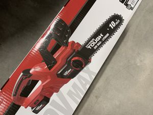 Cordless electric chainsaw for Sale in Auburn, WA