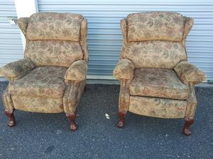 Reclining chairs for Sale in Phoenix, AZ