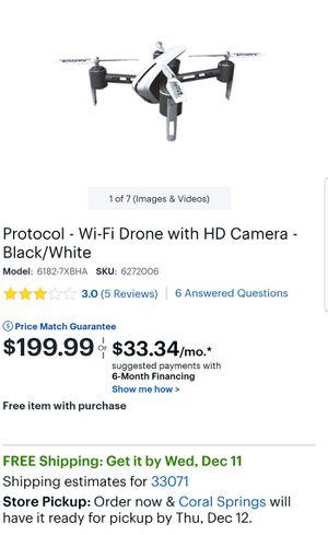 Kaptur GPS Drone for Sale in Coral Springs, FL