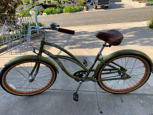 Women's Cruiser Electra Bike for Sale in Del Mar, CA