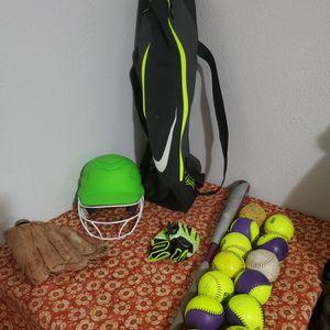 softball gear for Sale in Enumclaw, WA
