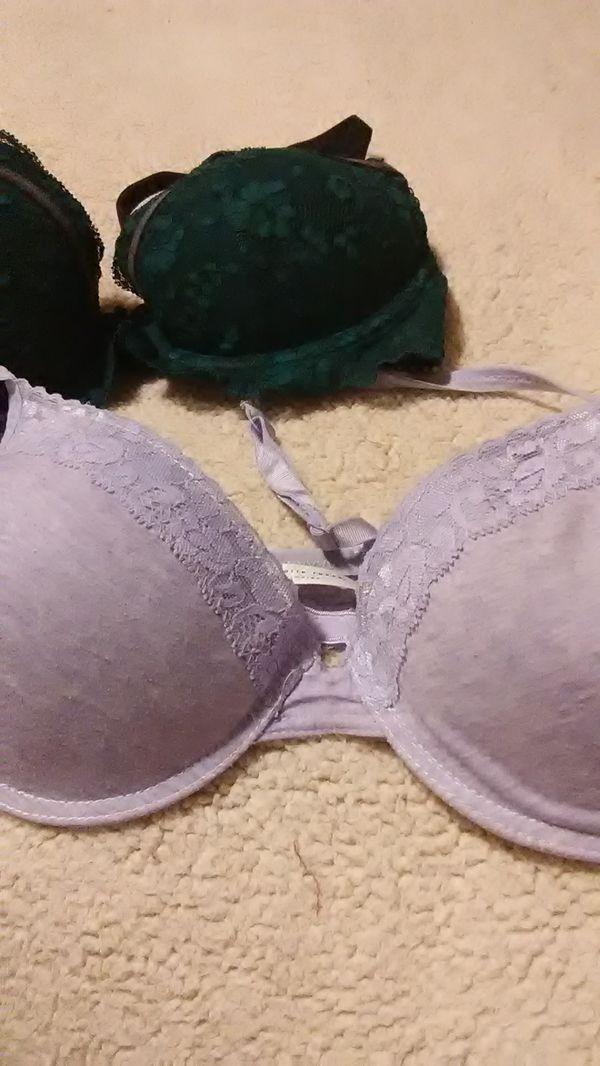 2 sexy bras 34C. 36C