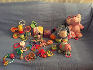 Baby toys rattles etc for Sale in Fairfax, VA