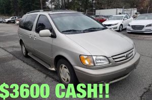 2003 Toyota Sienna XLE - 7 Seater! for Sale in Atlanta, GA