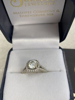 14K White Gold Engagement Ring for Sale in Shrewsbury,  MA