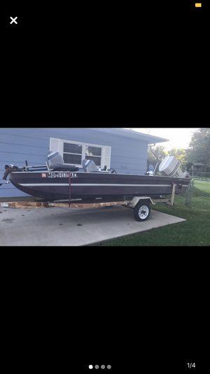 Boat 800 obo for Sale in Baxter Springs, KS