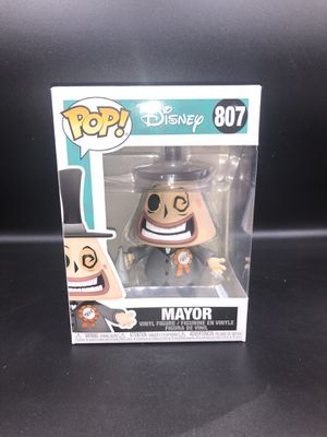 Funko Pop Mayor #807 for Sale in Linden, NJ