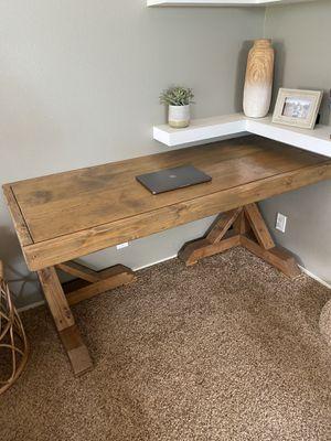 Beautiful Wooden Desk for Sale in Modesto, CA