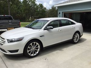 2018 Ford Taurus Limited for Sale in Brooksville, FL