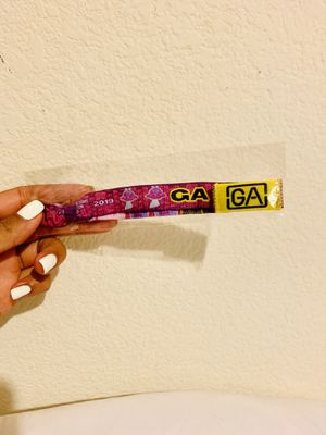 Day N Vegas 3 Day Wristband for Sale in Pittsburg, CA