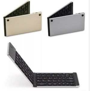 Foldable bluetooth Keyboard for phone pc and tablets for Sale in Matthews, NC