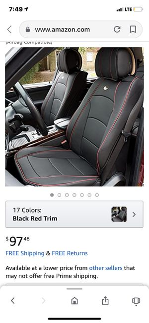Car seat covers for Sale in Cleveland, OH