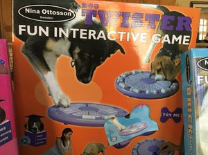 Interactive games Dog/Cat by Nina Ottosson for Sale in Baltimore, MD