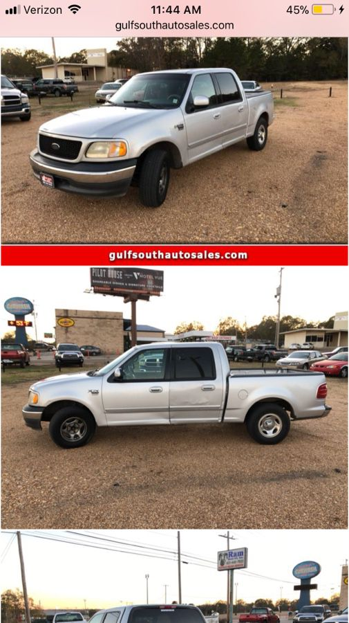 2001 Ford F-150