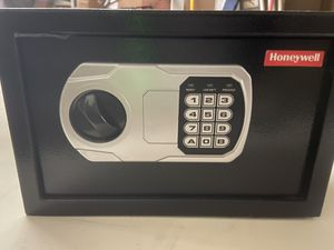 Honeywell 0.27 cu. ft. Steel DOJ Approved Security Safe with Programmable Digital Lock for Sale in Pomona, CA