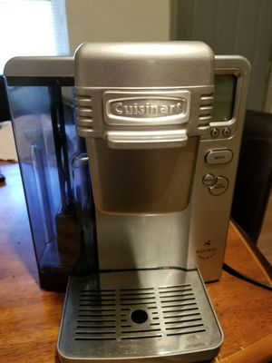 Cuisinart Single serve KEURIG brewer for Sale in St. Louis, MO